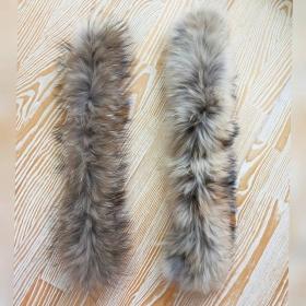Lühemad pesukaru kraed/karvad kapuutsi äärde