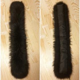 Pesukaru krae, pikkus must 88cm